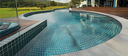 Award-Winning Concrete Swimming Pool & Spa Builders Newcastle ...